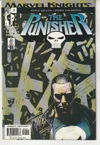 The Punisher #7 (2002)