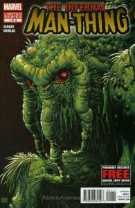 Infernal Man-Thing #1 FN; Marvel | save on shipping - details inside