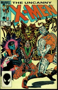X-Men #192 - NM - Warlock Story