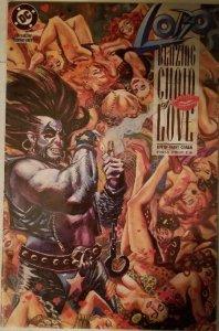 Lobo: Blazing Chain of Love #1 (1992)