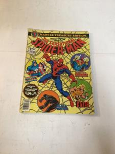 Marvel Treasury Edition 22 Fn+ Fine+ 6.5 The Sensational Spider-Man
