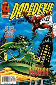 Daredevil #363 VF/NM; Marvel | save on shipping - details inside