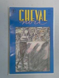 Cheval Noir #8 8.0 VF (1990 Dark Horse)