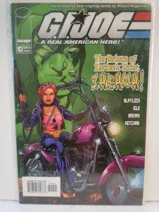 G.I.Joe: A Real American Hero #10