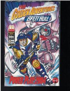 Golden Adventures of Brett Hull #2 (Patrick, 1994)