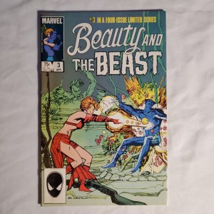 Beauty and the Beast 3 Good/Very Good Cover art by Bill Sienkiewicz