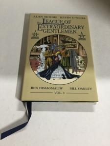 League Of Extraordinary Gentleman Vol 1 Near Mint America's Best Comics HC TPB