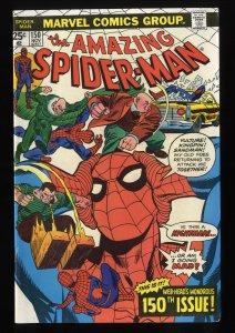 Amazing Spider-Man #150 FN+ 6.5 Marvel Comics Spiderman