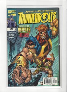 12 Thunderbolts Comics  #1-up (Apr 1995, Marvel) All NM Free Shipping!!