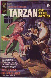 Tarzan #201 (Jul-71) VF High-Grade Tarzan