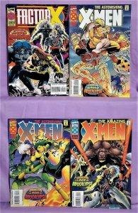 Marvel X-MEN AGE OF APOCALYPSE 4-Pack Astonishing Amazing (Marvel, 1995)!