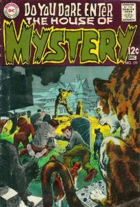 House of Mystery (1951 series) #177, VG+ (Stock photo)