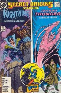 Secret Origins (1986 series) #13, VF+ (Stock photo)