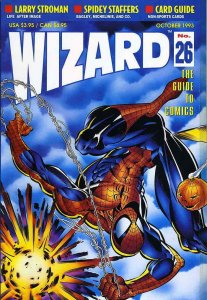 Wizard: The Comics Magazine #26 FN; Wizard | save on shipping - details inside
