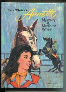 Annette #1512 Mystery at Medicine Wheel 1964-Whitman-Disney-Mouseketeer-VF-