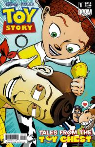 Toy Story: Tales from the Toy Chest #1B VF/NM; Boom! | save on shipping - detail