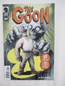 THE GOON COMIC LOT - 12 ISSUES - Albatross #1, Dark Horse, Vs. DETHKLOK & MORE