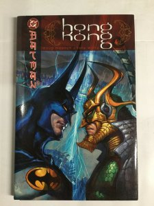 Batman Hong Kong Nm Near Mint Tpb Hc Hardcover Dc Comics