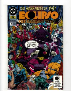 Eclipso: The Darkness Within #2 (1992) SR7