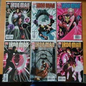 Iron Man The Inevitable 1-6 Complete Set Run ~ NEAR MINT NM ~ 2006 Marvel Comics