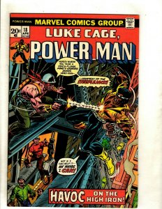 Luke Cage Hero For Hire # 18 VF/NM Marvel Comic Book Netflix Defenders RS1