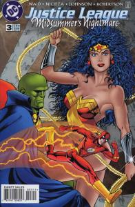 Justice League: A Midsummer's Nightmare #3 VF/NM; DC | save on shipping - detail