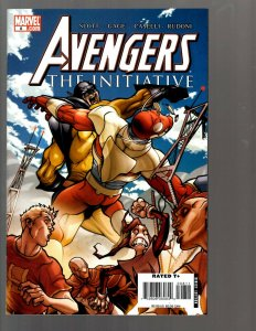 13 Comics Avengers Initiative #8 14 16 18 19 20 21 22 ANN 1 Terminatrix 1-4 EK22