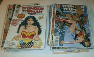 Wonder Woman V2 #0,63-100 Annual #4 Loebs Deodato Circe Joker run 100% complete