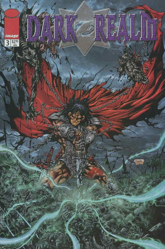 Dark Realm #3 VF/NM; Image | save on shipping - details inside