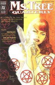 Ms. Tree Quarterly #2 VG; DC | low grade comic - save on shipping - details insi