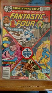 FANTASTIC FOUR #201 (Marvel,1978) Condition FN