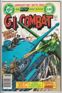 G.I. Combat #256 (Aug-83) NM- High-Grade The Haunted Tank