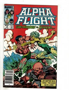 Alpha Flight #15 (1984) OF26