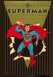 Superman Archive-Vol 3-Golden Age Color Reprints-Hardcover