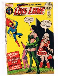 Lois Lane # 121 FRONT COVER ONLY Great For Framing DC Comic Book Batman S73