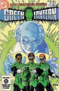 Green Lantern (1960 series) #184, Fine (Stock photo)