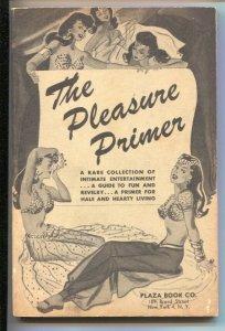 Pleasure Primer #1 1943-1st issue-Omnibus of Pleasure-A Guide to Fun and Reve...