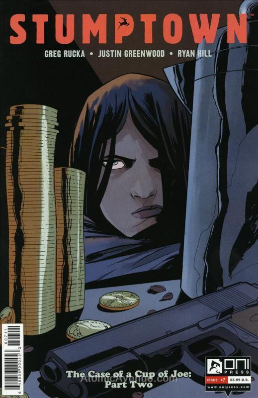 Stumptown (Vol. 3) #7 VF/NM; Oni | save on shipping - details inside