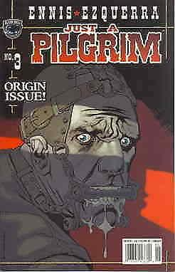 Just a Pilgrim #3 VF/NM; Black Bull | save on shipping - details inside