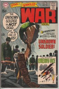 Star Spangled War Stories #151 (Jul-70) FN/VF+ Mid-High-Grade Unknown Soldier
