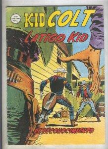 Kid Colt numero 11: El reconocimiento (numerado 2 en trasera)