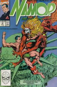 Namor, The Sub-Mariner #2 VF/NM; Marvel | save on shipping - details inside
