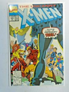Uncanny X-Men #273 1st Series 8.0 VF (1991)