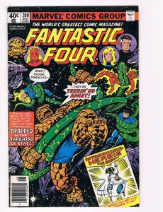 Fantastic Four # 209 Marvel Comic Books Awesome Issue Modern Age WOW!!!!!!!! S41