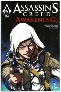 Assassins Creed Awakening #2 Cvr A (Titan, 2017) FN