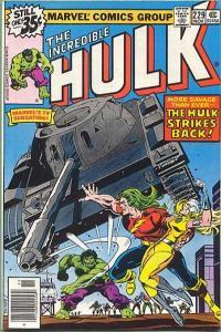 Incredible Hulk (1968 series) #229, Fine (Stock photo)
