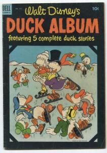 WALT DISNEYS DUCK ALBUM #531 1953 (VG/F)