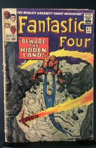 Fantastic Four #47 (1966)