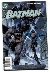 BATMAN #615 Nightwing cover DC 2003 comic book