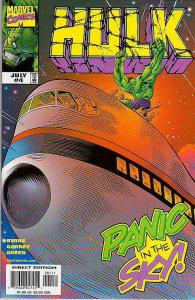 Hulk #4 (Jul-99) NM/MT Super-High-Grade Hulk, Bruce Banner